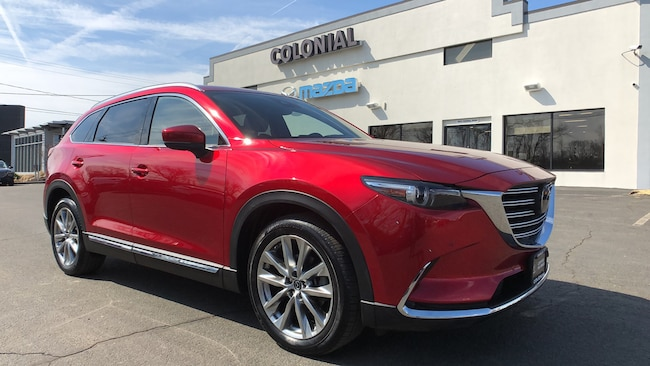 2018 Mazda CX-9 Grand Touring AWD SUV 4WD Sport Utility Vehicles