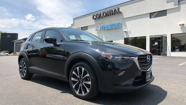 Certified Used 2019 Mazda CX-3 Touring AWD SUV 4WD Sport Utility Vehicles Danbury