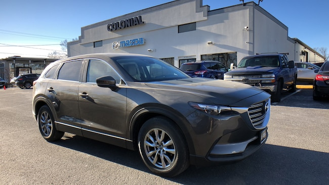 Certified Used 2017 Mazda CX-9 Touring AWD SUV 4WD Sport Utility Vehicles Danbury