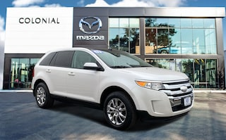 2013 FORD EDGE SEL 4WD Sport Utility Vehicles in Danbury, CT