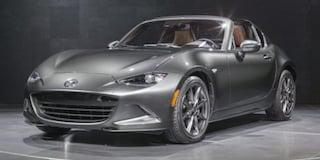 New 2019 Mazda Mazda MX-5 Miata RF Grand Touring Coupe in Danbury, CT