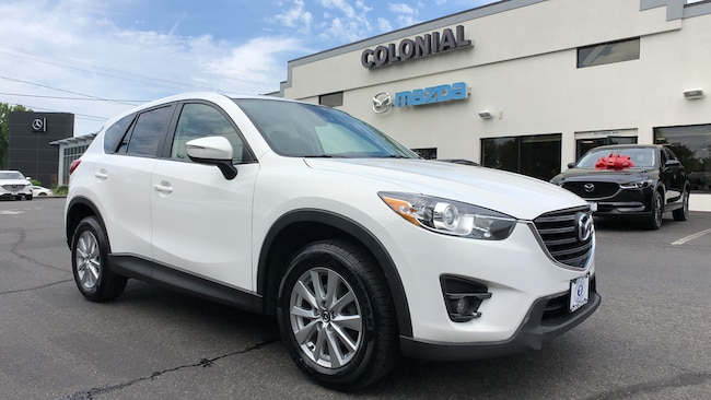 Used 2016 Mazda CX-5 Touring AWD SUV w/ MOONROOF-BOSE PKG 4WD Sport Utility Vehicles in Danbury