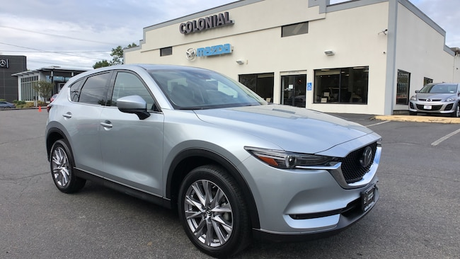 Used 2019 Mazda CX-5 Grand Touring AWD SUV 4WD Sport Utility Vehicles in Danbury