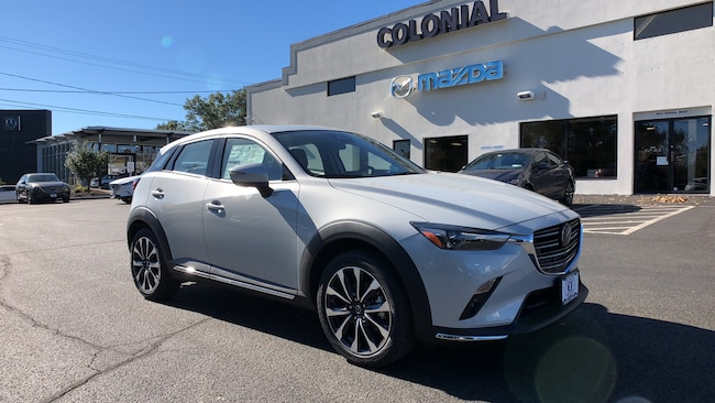 New 2019 Mazda Mazda CX-3 Grand Touring SUV in Danbury