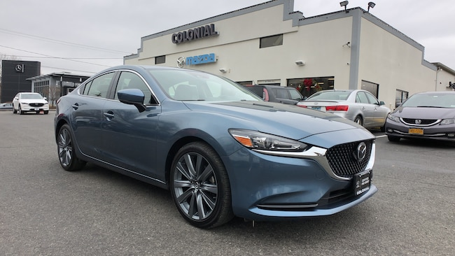 Certified Used 2018 Mazda Mazda6 Touring SEDAN 4-door Mid-Size Passenger Car Danbury
