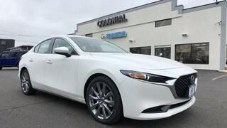 New 2019 Mazda Mazda3 Preferred Package Sedan in Danbury, CT