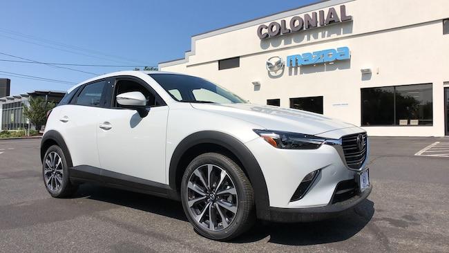 New 2019 Mazda Mazda CX-3 Touring SUV in Danbury