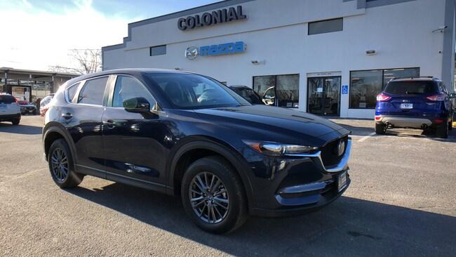 Certified Used 2019 Mazda CX-5 Touring AWD SUV w/ PREFERRED EQUIPMENT PKG 4WD Sport Utility Vehicles Danbury