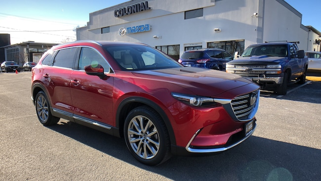 Certified Used 2019 Mazda CX-9 Grand Touring AWD SUV 4WD Sport Utility Vehicles Danbury