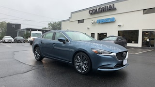 New 2018 Mazda Mazda6 Grand Touring Sedan in Danbury, CT