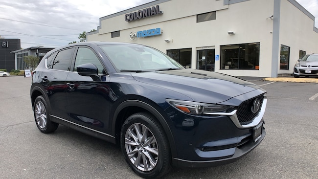 Used 2019 Mazda CX-5 Grand Touring 4WD Sport Utility Vehicles in Danbury