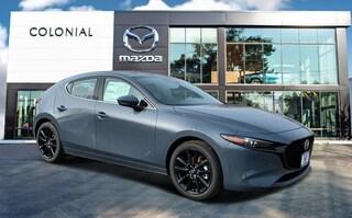 New 2021 Mazda Mazda3 Premium Package Hatchback in Danbury, CT