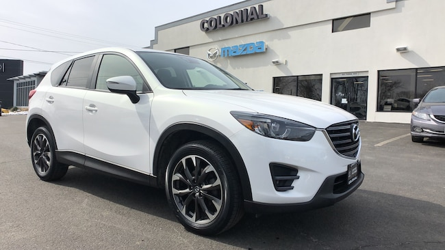 Used 2016 Mazda CX-5 Grand Touring 4WD Sport Utility Vehicles in Danbury