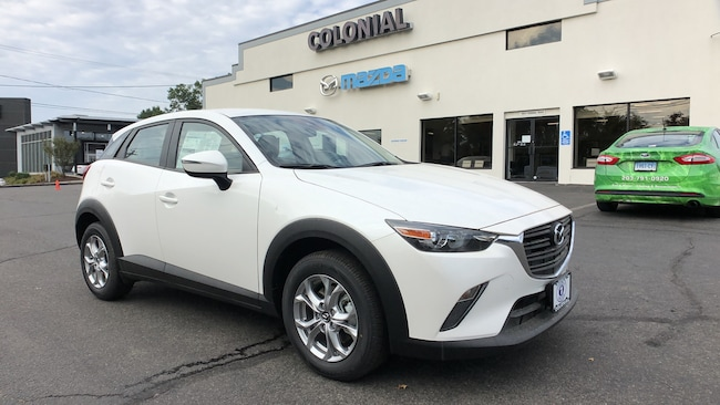 New 2019 Mazda Mazda CX-3 Sport SUV in Danbury