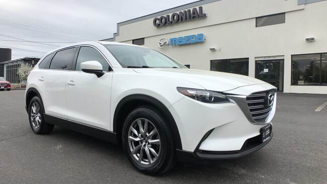 Certified Used 2016 Mazda CX-9 Touring AWD SUV w/ PREMIUM PKG 4WD Sport Utility Vehicles Danbury