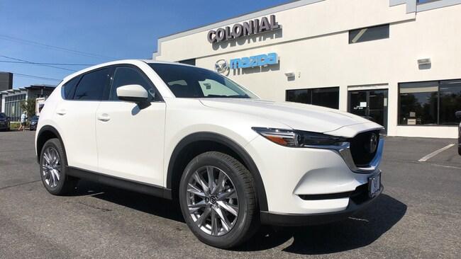 New 2019 Mazda Mazda CX-5 Grand Touring SUV in Danbury