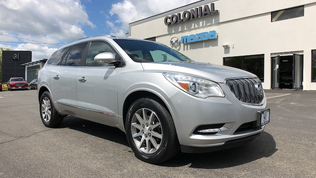 2013 Buick Enclave Leather Group 4WD Sport Utility Vehicles