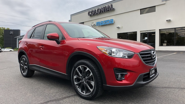 Used 2016 Mazda CX-5 Grand Touring AWD SUV 4WD Sport Utility Vehicles in Danbury