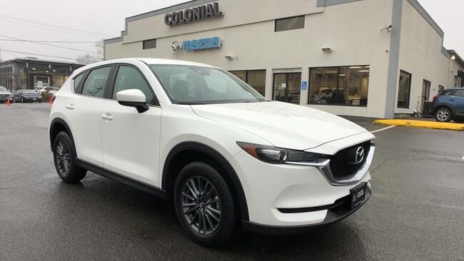 Certified Used 2019 Mazda CX-5 Sport AWD SUV 4WD Sport Utility Vehicles Danbury