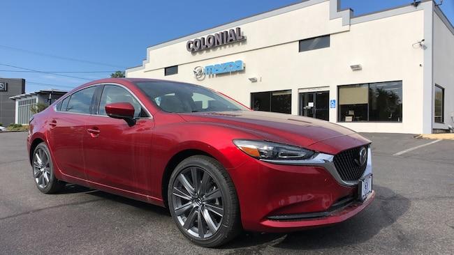 New 2019 Mazda Mazda6 Touring Sedan in Danbury