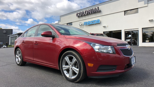 Used 2013 Chevrolet Cruze 2LT SEDAN 4-door Compact Passenger Car in Danbury