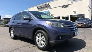 2012 Honda CR-V EX-L AWD SUV 4WD Sport Utility Vehicles in Danbury, CT