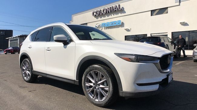New 2019 Mazda Mazda CX-5 Grand Touring Reserve SUV in Danbury