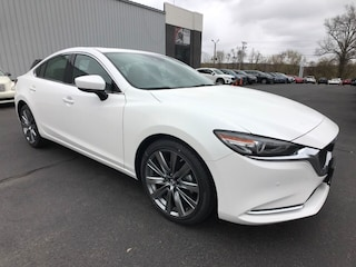 New 2018 Mazda Mazda6 Signature Sedan in Danbury, CT