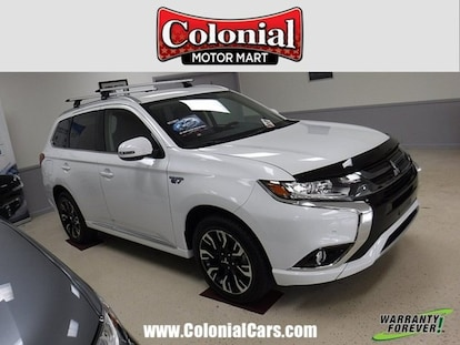 New 2018 Mitsubishi Outlander PHEV For Sale at COLONIAL