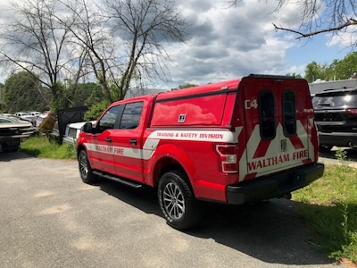 Waltham Fire Department