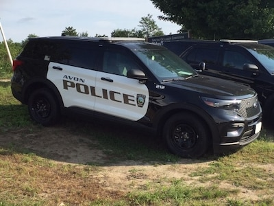 Avon Police Dept Ford PIU