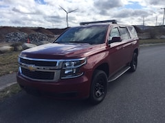 2019 Chevrolet Tahoe Special Service Vehicle SUV
