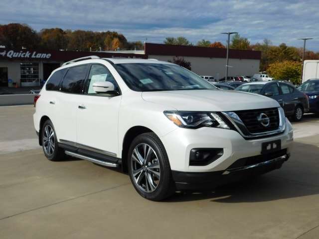 2019 Nissan Pathfinder Platinum SUV 5N1DR2MM5KC582173