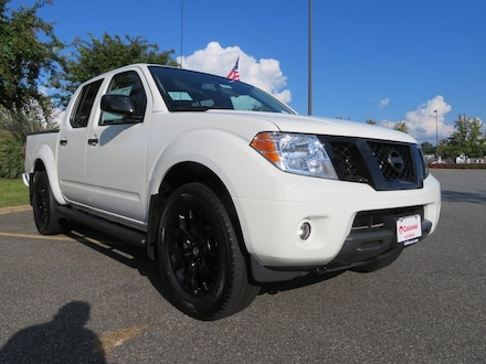 2020 Nissan Frontier SV Truck Crew Cab 1N6ED0EB7LN703961