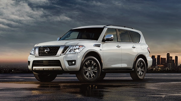 Review: 2018 Nissan Armada