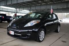 2013 Nissan LEAF S Hatchback