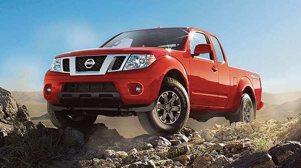 Review: 2018 Nissan Frontier