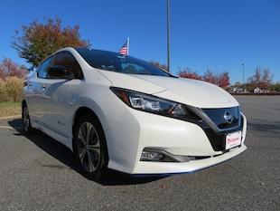 2019 Nissan LEAF SV PLUS Hatchback