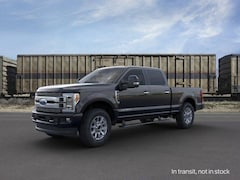 2019 Ford F-350 Limited 4WD Crew Cab 6.75 Box Crew Cab Pickup