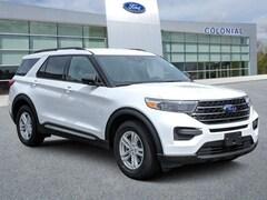 2020 Ford Explorer XLT RWD Sport Utility