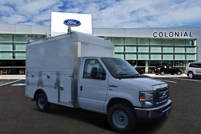 2018 Ford E-350 Cutaway SD Chassis 138 in. WB SRW Chassis