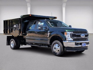 2020 Ford F-350 Chassis XL 4WD Crew Cab 179 WB 60 CA Crew Cab Chassis-Cab