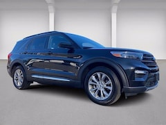 2020 Ford Explorer XLT 4WD With Nav Sport Utility