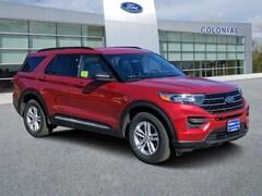 2020 Ford Explorer XLT 4WD Sport Utility