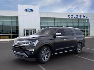 2021 Ford Expedition Max Platinum 4x4 Sport Utility