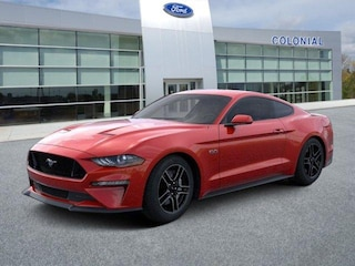 2020 Ford Mustang GT Fastback Car