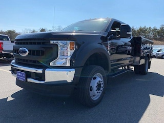 2020 Ford F-450 Chassis XL 4WD Supercab 168 WB 60 CA Extended Cab Chassis-Cab