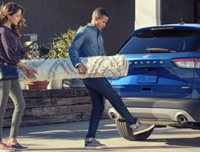Hands-Free Foot-Activated Liftgate