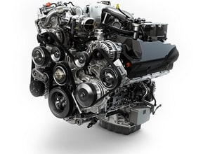 6.7L POWER STROKE® V8 TURBO DIESEL ENGINE