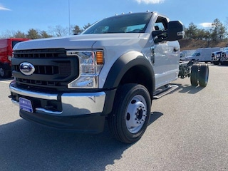 2020 Ford F-550 Chassis Regular Cab Chassis-Cab